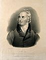 Sir Astley Paston Cooper. Lithograph by R. J. Hamerton after Wellcome V0001252.jpg