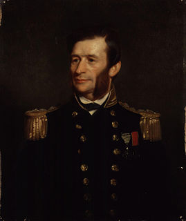 George Henry Richards Naval officer