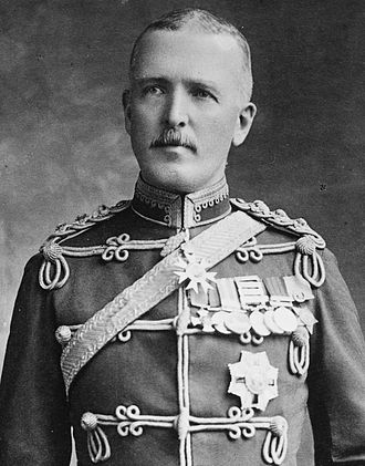 Battle of La Bassée - Image: Sir James Willcocks