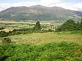 Skiddaw from the road to the Whinlatter Pass - geograph.org.uk - 1310761.jpg