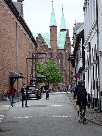 Indre By, Aarhus - Image: Skolegade 01