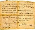 Slave bill of sale for Nancy 1816-6-27.jpg