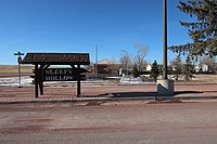 Sleepy Hollow entrance in Campbell County, Wyoming.jpg