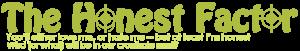Logo for The Honest Factor