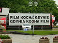 Slogan of the XXXV Polish Film Festival in Gdynia 2010.jpg