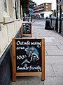 Smoker friendly - geograph.org.uk - 485774.jpg