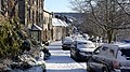 Snowfall in Rothbury High Street - geograph.org.uk - 1150773.jpg