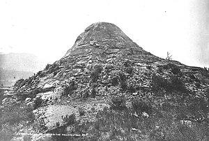 Soda Butte Creek - Image: Soda Butte Jacksonc 1872