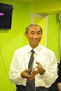 Somyot Chueathai Thai lawyer and academic
