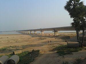 Arwal - Son River Arwal Bihar