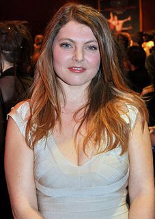 Sophie Guillemin French actress