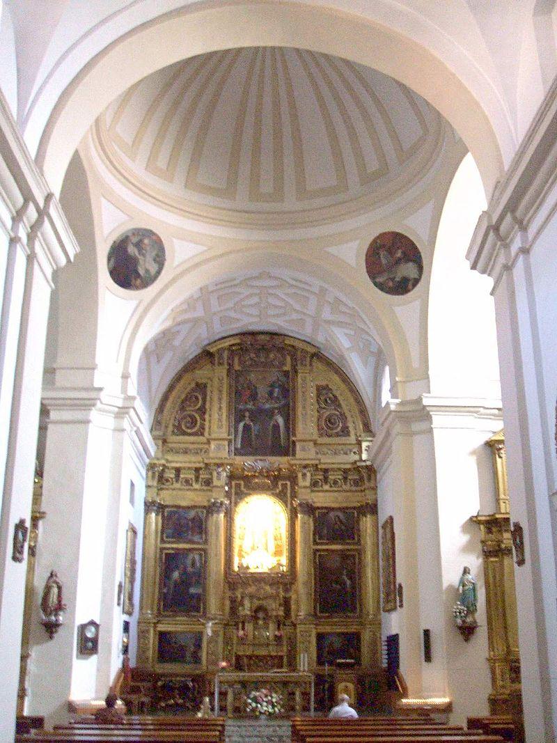 Soria - Iglesia del Carmen 03.JPG