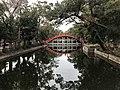 Sorihashi Bridge in Sumiyoshi Grand Shrine 9.jpg