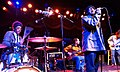 Soulive with Charlie Hunter and guests @ Brooklyn Bowl (Bowlive) 3 9 10 (4424578629).jpg