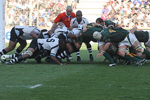 Fiji vs South Africa. South Africa vs Fiji 2007 RWC (3).jpg