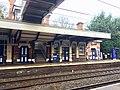 Southbound platform building at Poynton railway station.jpg