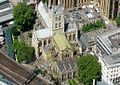 Southwark Cathedral from the Shard.JPG