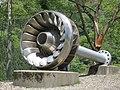 Soyama power station turbine.jpg