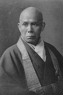 Soyen Shaku Japanese Zen Buddhist monk