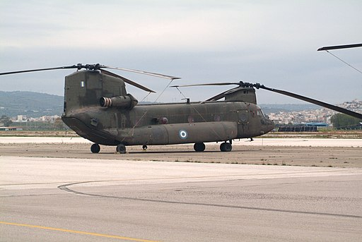 Special Forces Chinook Greek Army Megara 4