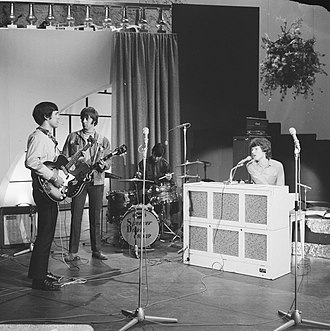 The Spencer Davis Group - Image: Spencer Davis Group 1966Ron Kroon 2