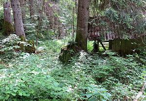 Spodnje Gorje - Image: Spodnje Gorje Slovenia Meadow 2 Mass Grave