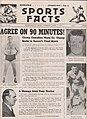 Sports Facts - 17 June 1947 - Minneapolis Auditorium Wrestling Program - Gustafson - Szabo - Kuusisto - Stecher.jpg