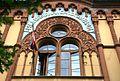 Sremski Karlovci - Gammar School - Hauptfassade - Portal.jpg