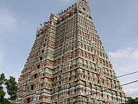 Srirangam Temple Gopuram (767010404)