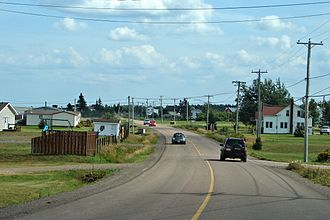 Wellington Parish, New Brunswick - Saint-Édouard-de-Kent