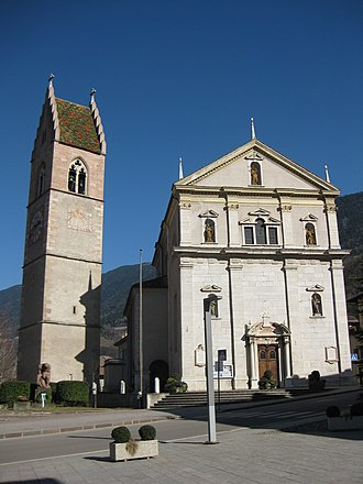 Salorno - St Andrew Church