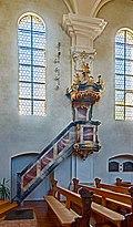 St. Georg - Mundelfingen - Pulpit.jpg