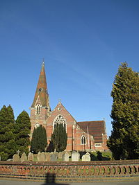 St. John the Evangelist's church, Burgess Hill.jpg