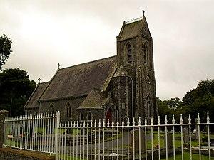 Ballymoyer - Image: St. Luke's Church of Ireland, Ballymoyer geograph.org.uk 1442935