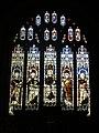 St. Mary's church Brixton - East window - geograph.org.uk - 1419893.jpg