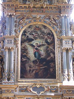 St. Michael Hochaltar Muenchen-3