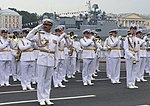 St. Petersburg and Kronstadt host final rehearsal of Main Naval Parade supervised by Russian Navy Commander-in-Chief 04.jpg