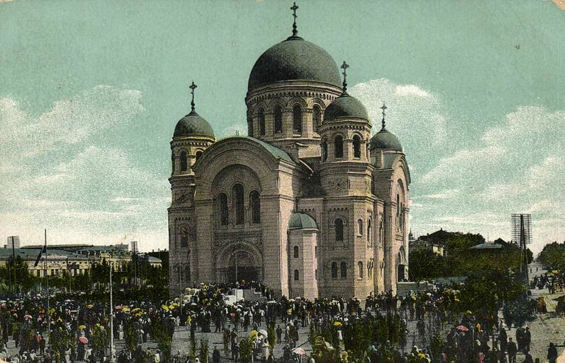 File:St Alexander Nevsky Cathedral (Rostov-on-Don), 1908-17.jpg