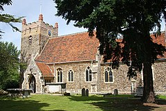 St Andrew's Church, Wormingford - geograph.org.uk - 860376.jpg