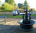 St Arvans Victorian drinking fountain - geograph.org.uk - 2710888.jpg
