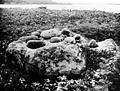 St Brigid's stone, Blacklion Co. Cavan. Wellcome M0006003.jpg