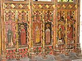 St Catherine's church - rood screen panels - geograph.org.uk - 1547672.jpg