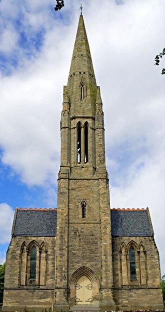 John Laird (minister) - Cupar Free Church