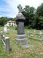 St Kierans Church Cemetery, Heckscherville, Cass Twp, Schuylkill Co PA 02.JPG