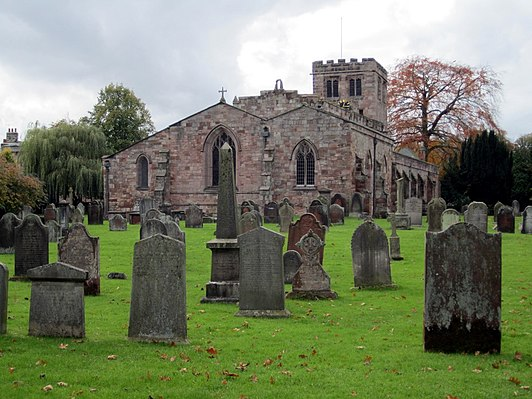 St Lawrence's Church, Appleby