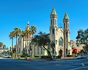 English: St. Mary's Cathedral Basilica, Archdi...