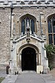 St Mary's the Great's Church south porch, Cambridge, England.jpg
