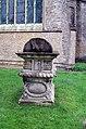 St Mary, Shipton under Wychwood, Oxon - Churchyard - geograph.org.uk - 1624490.jpg