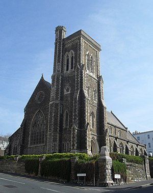 Frederick Marrable - St Mary Magdalene's Church, St Leonards-on-Sea, designed by Marrable in 1852