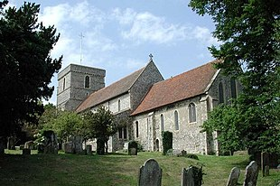 Church of St Mary the Virgin, Eastry